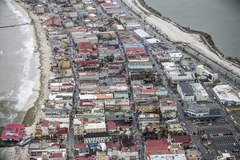 Huragan Irma dotarł na Sint Maarten. Ogromne zniszczenia