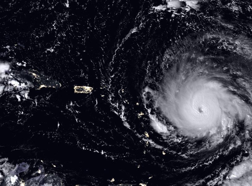 Huragan Irma /123RF/PICSEL