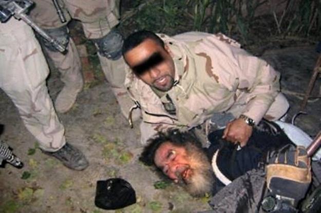 Husajna złapano 13 grudnia 2003 roku - 15 kilometrów od jego rodzinnego Tikritu /AFP