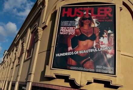 Hustler na dobre zadomowił się w polskich telewizorach /AFP