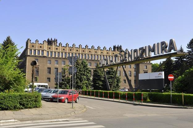 Huta Stali ArcelorMittal Poland Oddział w Krakowie. Fot. Albin Marciniak /Agencja SE/East News