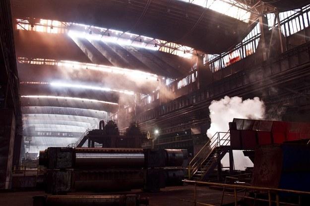 Hutę Częstochowa musi opuścić 1500 pracowników /MAREK BARCZYŃSKI /Super Express