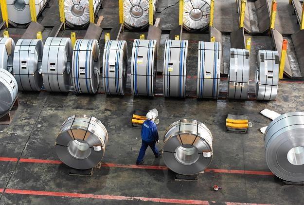 Hutnictwo aluminium zdjęcie ilustracyjne /PAP
