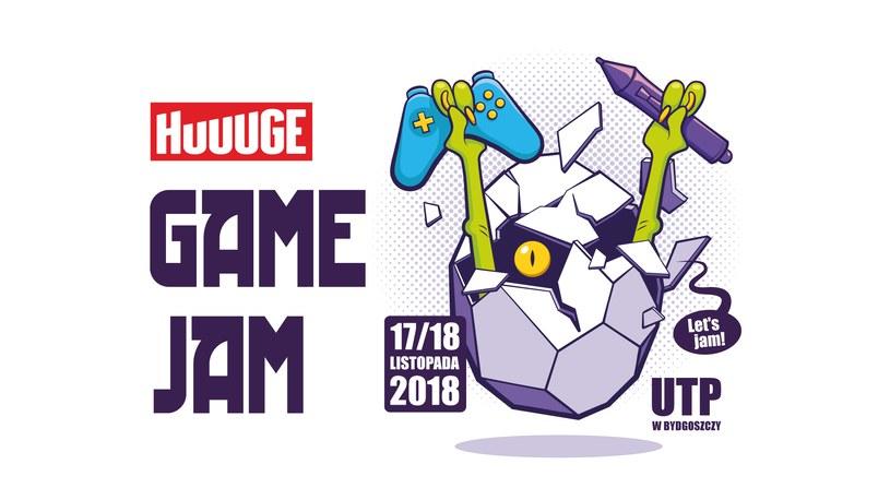 Huuuge Game Jam 2018 /materiały prasowe