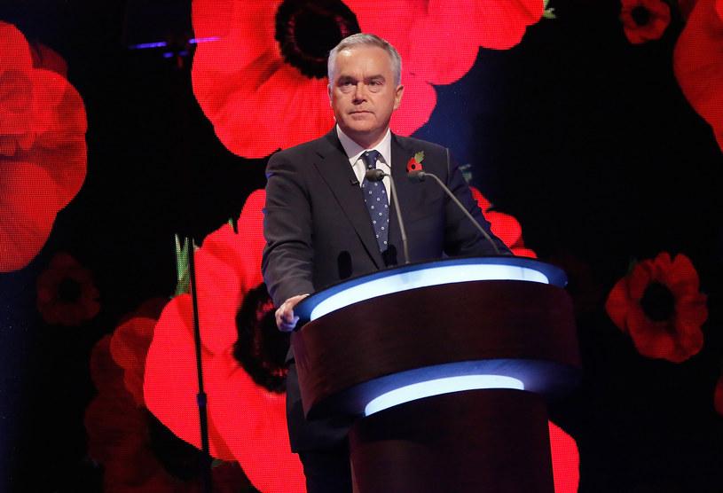 Huw Edwards, dziennikarz BBC /Getty Images