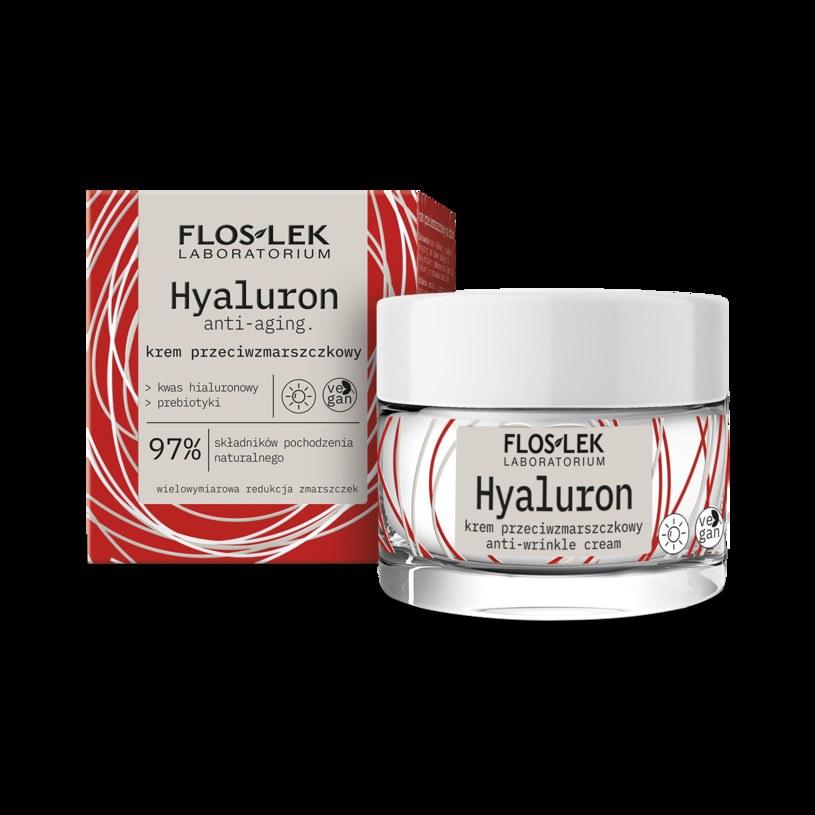 Hyaluron anti-aging od FLOSLEK /INTERIA/materiały prasowe