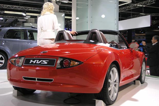 Hybrid Vehicle Sport / kliknij /INTERIA.PL