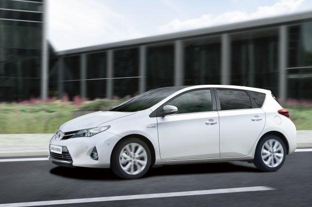 Hybrydowa Toyota Auris /