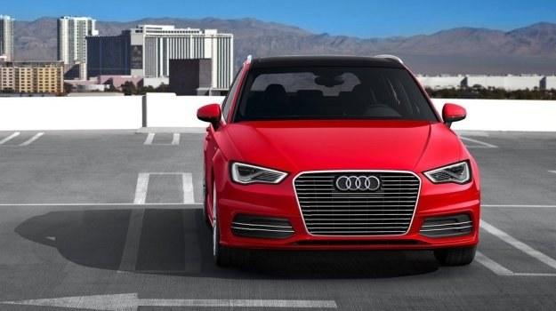 """Hybrydowe A3 waży 1580 kg. Dla porównania, masa """"zwykłej"""" wersji 1.8 TFSI (180 KM) z przekładnią S tronic i napędem quattro wynosi 1280 kg. /Audi"""