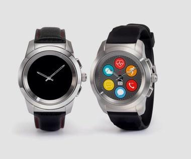 """""""Hybrydowe"""" zegarki smartwatch"""