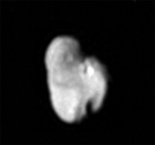 Hydra /NASA/JHUAPL/SWRI /materiały prasowe