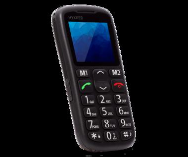 Hykker Halo - pierwszy telefon komórkowy marki Hykker w Biedronce