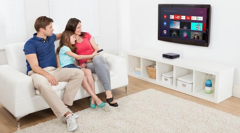 Hykker Smart Box Android TV /materiały prasowe