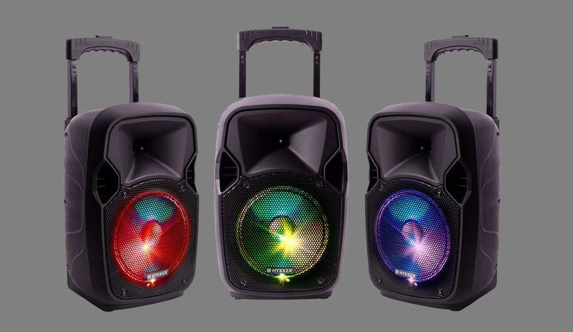 Hykker Sound Max /materiały prasowe