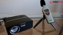 Hykker Vision 180 - Projektor z Biedronki za 299 z