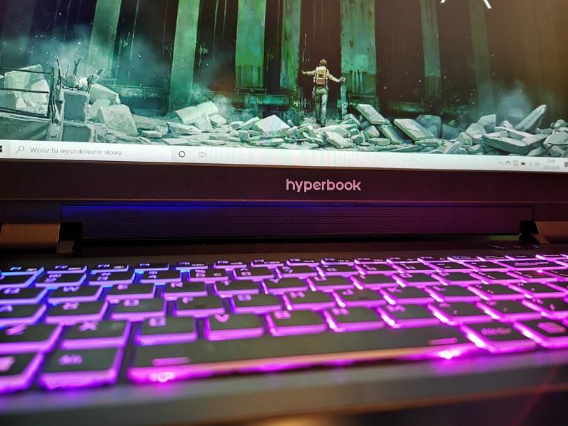 Hyperbook SL504 /INTERIA.PL