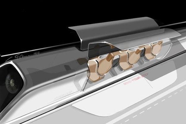 Hyperloop może stać się prawdziwą rewolucą w transporcie /materiały prasowe