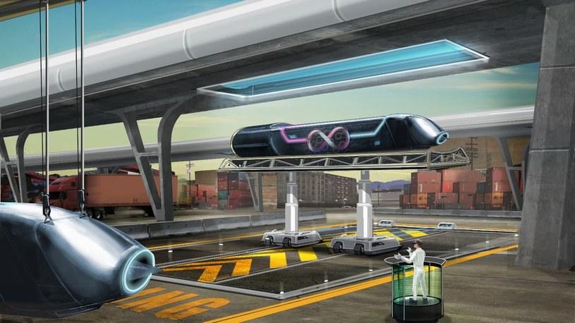 Hyperloop połączy stolice Finlandii i Szwecji /materiały prasowe