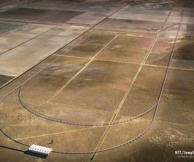 Hyperloop wystartuje jeszcze w tym roku?
