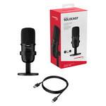 HyperX Solocast - test mikrofonu