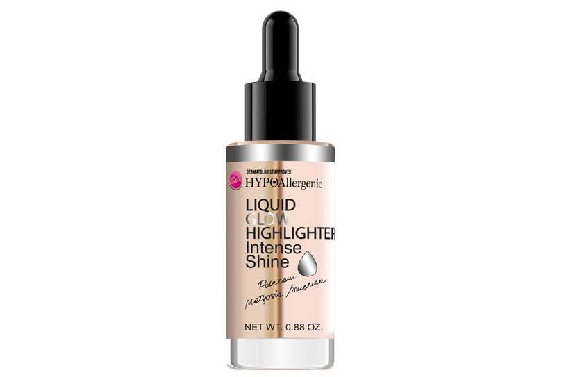 HYPOAllergenic Liquid Glow Highlighter /materiały prasowe