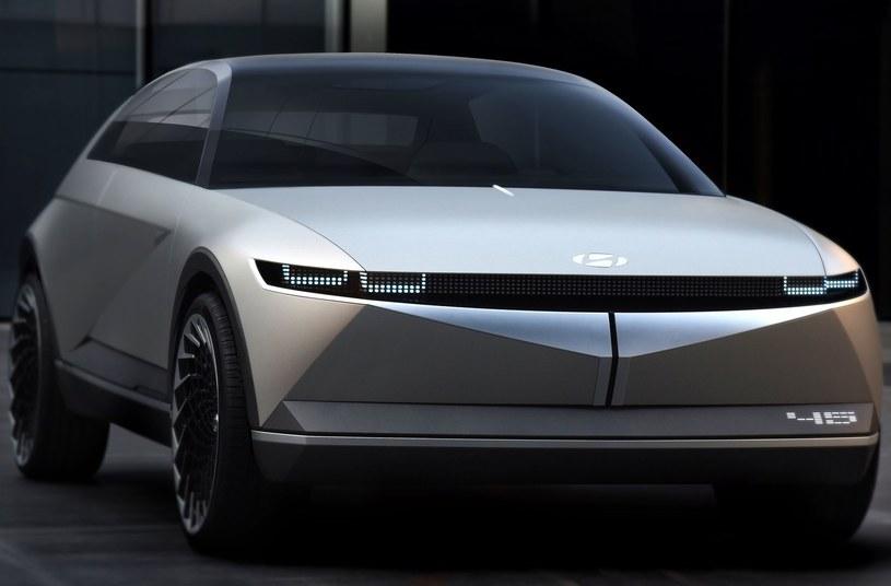 Hyundai 45 Concept /