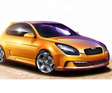 Hyundai accent klasy GTI