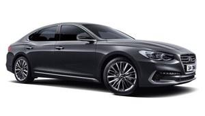Hyundai Azera - nowa odsłona luksusu z Korei