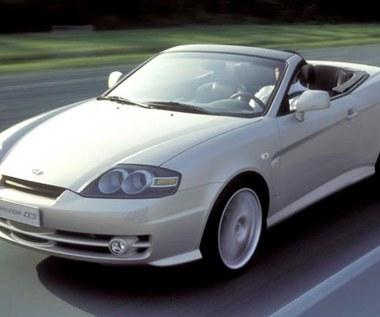 "Hyundai coupe ""topless"""