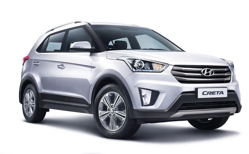 Hyundai Creta to jeden z modeli sprzedawanych w Rosji /