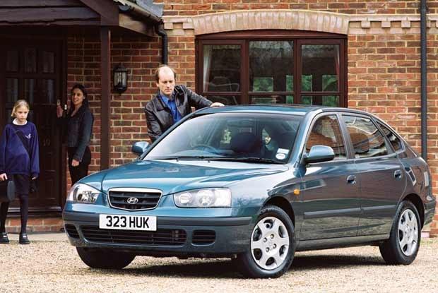 Hyundai Elantra 2.0 TD GSi (kliknij) /INTERIA.PL
