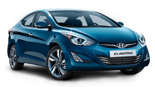 Hyundai Elantra po liftingu /Hyundai