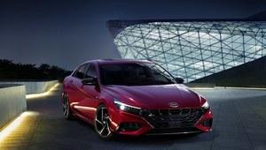 Hyundai Elantra teraz także w wersji N Line