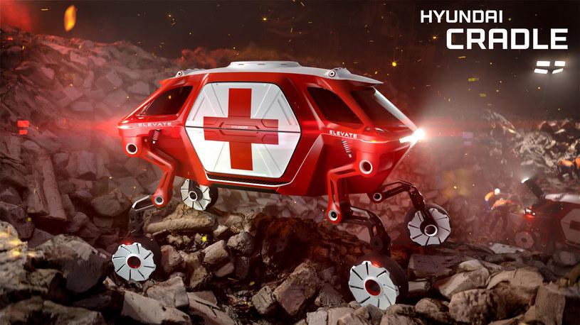 Hyundai Elevate /materiały prasowe