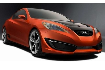 Hyundai genesis coupe / Kliknij /INTERIA.PL