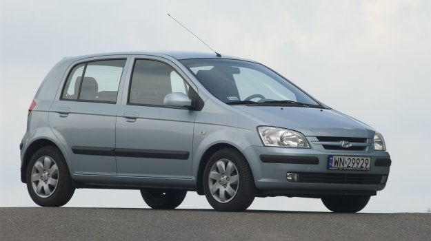 Hyundai Getz (2002-2008) /Motor