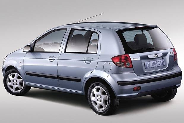 Hyundai Getz (kliknij) /INTERIA.PL