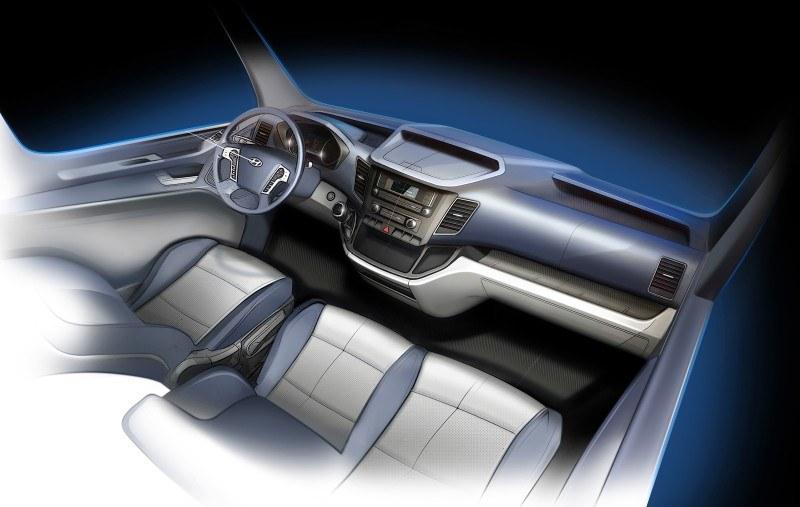 Hyundai H350 /