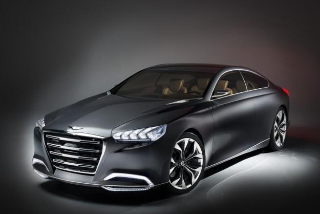 Hyundai HCD-14 Genesis /