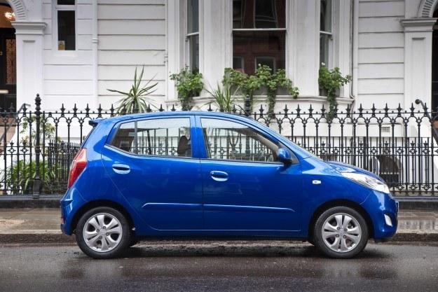 Hyundai i10 to kolejna alternatywa /