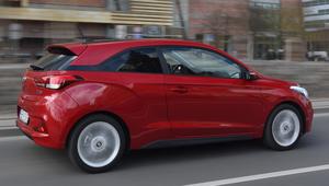 Hyundai i20 Coupe 1.2 l - sympatyczne miejskie coupe