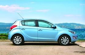 Hyundai i20 po faceliftingu