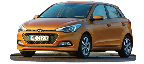 Hyundai i20 /Motor