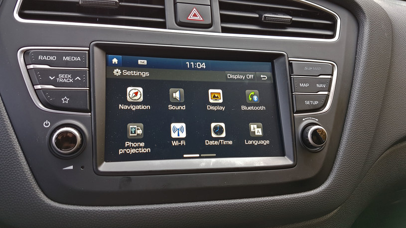 Hyundai i20 /INTERIA.PL