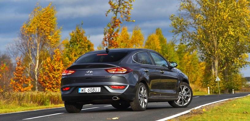 hyundai i30 fastback /Motor