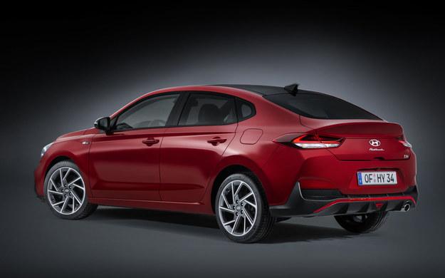 Hyundai i30 Fastback /