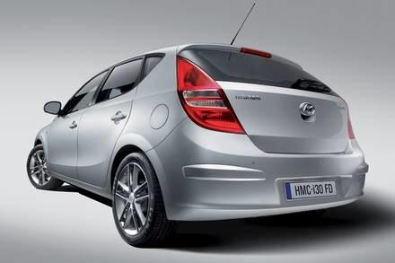 Hyundai i30 / Kliknij /INTERIA.PL