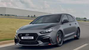 Hyundai i30 N Project C - wersja bardzo limitowana