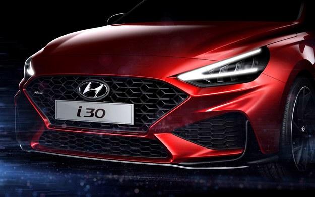 Hyundai i30 po liftingu /