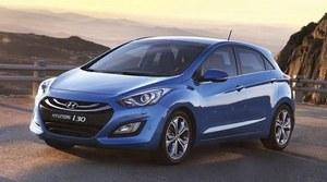 Hyundai i30 w wersji 5-drzwiowej /Hyundai